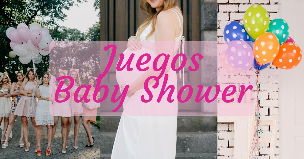 Juegos Para Baby Shower Porque Cada Detalle Importa